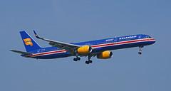 TF-ISX Heathrow 20-04-19 (IanL2) Tags: icelandair boeing 757 aircraft london heathrow airport airliners