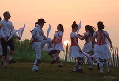 May Day, Primrose Hill, London, Wednesday, May 1, 2019. (olliepix) Tags: belles london city pride morris sunrise primrose hill wednesday may 1 2019 day