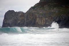 power of sea (Avia-Photo) Tags: travel journey basque coast atlanticcoast spain euskadi water wave