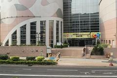 Entry to the Hospital Authority Headquarters (Marcus Wong from Geelong) Tags: homantin hongkong hongkong2019 kowloon