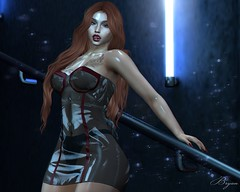Like a Diva (Bryan Trend) Tags: head catwa catya body maitreya hair truth spirit outfit kinky event female woman sexy latex new blog blogger post sl second life secondlife