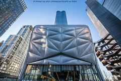 The Shed (20190317-DSC04560) (Michael.Lee.Pics.NYC) Tags: newyork hudsonyards vessel theshed architecture cityscape sony a7rm2 voigtlanderheliar15mmf45