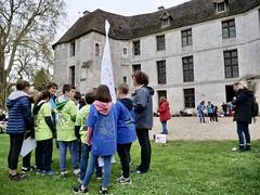2019 04 Congrès USEP / Château d'Harcourt (eureenligne) Tags: 2019 avril harcourt chateau congresusep
