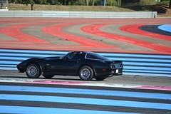 CHEVROLET Corvette C3 Stingray Coupé - 1978 (SASSAchris) Tags: chevrolet corvette coupé c3 stingray voiture américaine 10000 tours castellet circuit ricard 10000toursducastellet httt htttcircuitpaulricard htttcircuitducastellet
