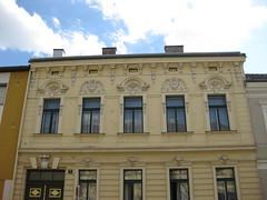 Hausfassade (✿ Esfira ✿) Tags: hausfassade housefacade stockerau österreich austria niederösterreich loweraustria