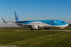 TUIfly D-ATUM (U. Heinze) Tags: aircraft airlines airways airplane planespotting plane haj hannoverlangenhagenairporthaj eddv nikon d610 nikon28300mm flugzeug