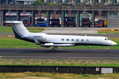 N598KZ Untitled Gulfstream G550 (阿樺樺) Tags: n598kz untitled gulfstream g500