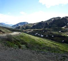 Winding Road (R D C) Tags: 2012 ak denalinationalpark nationalparks alaska mountains