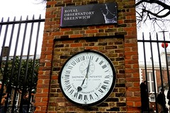 Official Clock at Royal Observatory Greenwich, London, England (Joseph Hollick) Tags: london england greenwich royalobservatory clock
