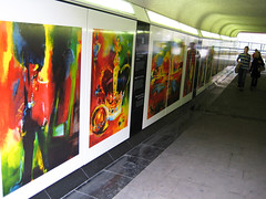 Permanent Modern Art at Tower of London by Stephen B. Whatley (Stephen B. Whatley) Tags: art expressionism contemporaryart modernart expressionistart toweroflondon towerhill london uk england tower towerhillunderpass publicart royal monarchy millennium painting soldier queensguardsman queensguard crownjewels queenelizabeth westminstercathedral theroyalcollection thequeen stephenbwhatley bbc artiststephenbwhatley whatley artcommission stephenwhatley towerhillstation royalnews royalbaby harrymeghan anawesomeshot abigfave blueribbonwinner flickrunitedwinner