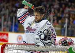 IOshawa Generals - KEYSER (MatthewPerry) Tags: hockey ohl nhl junior prospect playoffs canon 70200 lens sports sportsshooter sportshooter