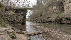 Ramsey Mill Ruins (Lzzy Anderson) Tags: ramseymillandoldmill ramseymillandoldmillruins ruins ramseymillruins millruins mill april spring 2019 hastings minnesota woods forest river longexposure water rushingwater flowingwater