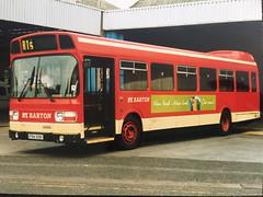 FRA 518V (nevetsyam1404) Tags: bartonbuses barton trentmotortraction trentbuses trent b52f 11351a1r national leyland leylandnational leylandnational11351a1r 518 fra518v