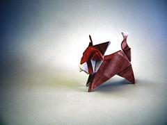 Cat - Oriol Esteve (Rui.Roda) Tags: origami papiroflexia papierfalten chat gato cat oriol esteve