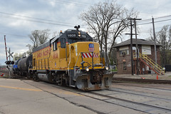 W#est Chicago Local (Robby Gragg) Tags: up upy gp151 608 west chicago