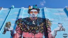 (Dragostesun Photography) Tags: otautahi christchurch new zealand aotearoa tewaipounamu sol vida southisland art street newzealandgeographic
