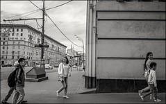 DRD160605_01202 (dmitryzhkov) Tags: urban city everyday public place outdoor life human social stranger documentary photojournalism candid street dmitryryzhkov moscow russia streetphotography people man mankind humanity bw blackandwhite monochrome