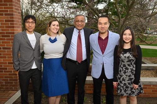Graduate Receptions, Spring 2019
