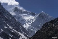MANASLU, cara norte. NEPAL  C-2269 (Enrique Palmero) Tags: manaslu nepal himalaya glaciar