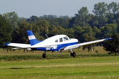 OO-TMP   Piper PA-28-161 Warrior III [2842313] Schaffen-Diest~OO 14/08/2010 (raybarber2) Tags: 2842313 airportdata belgiancivil cn2842313 ebdt filed flickr ootmp planebase raybarber single