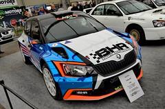 Skoda Fabia R5 (benoits15) Tags: skoda fabia r5 rally rallye car avignon motor festival