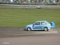 Mark Finch - Ford Fiesta (BenGPhotos) Tags: 2019 british rallycross brx rx lydden hill race racing sports motorsport sport retro rally cross mark finch ford fiesta