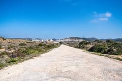Sagres (lidiagor) Tags: camino road sagres portugal sky