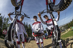 norco fun (phunkt.com™) Tags: uci mtb mountain bike dh down hill downhill world cup maribor slovenia 2019 phunkt phunktcom keith valentine