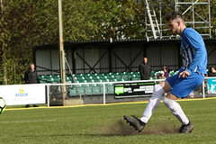 101 (Dale James Photo's) Tags: marlow united football club old bradwell fc berks bucks fa senior trophy county cup final association northcourt road abingdon bbfacountycups non league