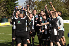 134 (Dale James Photo's) Tags: marlow united football club old bradwell fc berks bucks fa senior trophy county cup final association northcourt road abingdon bbfacountycups non league