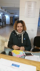 Chyna. JtoJ Islington volunteer