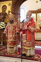 171. Божественная литургия в Успенском соборе 01.05.2019