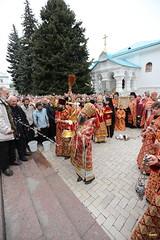 150. Божественная литургия в Успенском соборе 01.05.2019