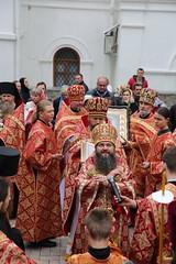 147. Божественная литургия в Успенском соборе 01.05.2019