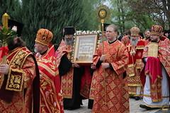 127. Божественная литургия в Успенском соборе 01.05.2019