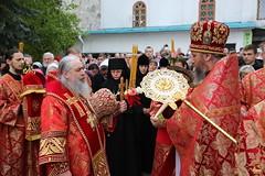 114. Божественная литургия в Успенском соборе 01.05.2019