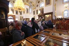 096. Божественная литургия в Успенском соборе 01.05.2019