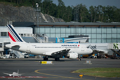 Air France - F-GRHZ - A319-100 (Aviation & Maritime) Tags: fgrhz airfrance airbus a319 a319100 airbus319100 airbus319 bgo enbr bergenairportflesland bergenlufthavnflesland bergen flesland norway