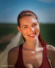 Sunshine Girl (björnhoffmann) Tags: sony50mm redhead people fashion girl portrait sonyalpha sonya7iii
