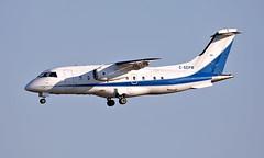 C-GCPW - Dornier Do-328-300 Jet - YYZ (Seán Noel O'Connell) Tags: prattwhitneycanada cgcpw dornier do328300jet do328300 j328 torontopearsoninternationalairport 06r pwc328 yyz cyyz yhu cyhu aviation avgeek aviationphotography planespotting
