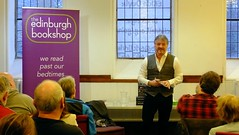 John Connolly Event at the Eric Liddell Centre 012