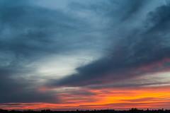 evening sky / @ 37 mm / 2019-04-25 (astrofreak81) Tags: explore clouds sunset sun wolken sonnenuntergang sonne sky himmel heaven light dawn redsky evening abend red orange dresden 20190425 astrofreak81 sylviomüller sylvio müller