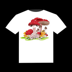 Mushroom T-shirt design vector-01 (Shopon01792) Tags: abstract animal art background barracuda beautiful black cartoon collection design drawing drawn element fashion fish fisherman fishing food girls gone graphic hand hipster holiday icon illustration isolated label lake logo nature ocean old pattern print retro sea set shark shirt sign silhouette skeleton style sushi symbol text vector vintage white