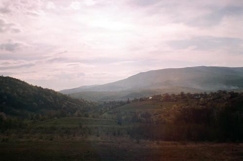 near Rizhok peak