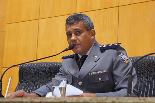 Deputado Coronel Alexandre Quintino - Audiência Pública da Comissão de Segurança - 25.04.2019