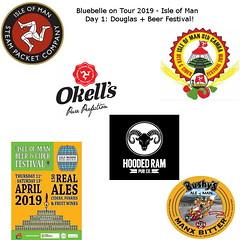 Bluebelle on Tour 2019: Isle of Man - Day 1 (DarloRich2009) Tags: douglas douglasharbour doolish douglasisleofman isleofman iom mannin ellanvannin