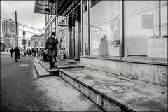 2a7_DSC0867 (dmitryzhkov) Tags: urban city everyday public place outdoor life human social stranger documentary photojournalism candid street dmitryryzhkov moscow russia streetphotography people man mankind humanity bw blackandwhite monochrome