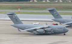 Elmendorf AFB C-17 (airforce1996) Tags: military usairforce usmilitary aircraft airplane airforce aviation usaf germany luftwaffe raf nato rhinelandpfalz deutschland ramstein ramsteinairbase
