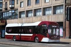 Lothian Buses 36 / BG64 FXK (TEN6083) Tags: edinburgh princesstreet 7900 brlh volvo bg64fxk 36 lothianbuses nebuses buses bus publictransport transport