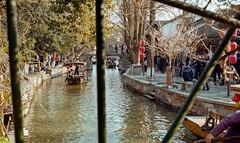 Zhujiajiao Ancient Water Town, Qingpu (69.mm) Tags: china jiangsu qinpu shanghai asia east spotmatic 35mm takumar 35mmtakumar wideopen 35mmlens